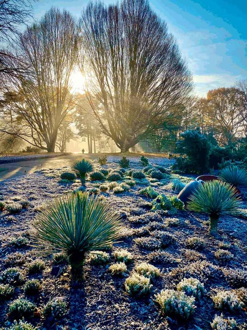 Ричард Тернер - Зимний день в Висли