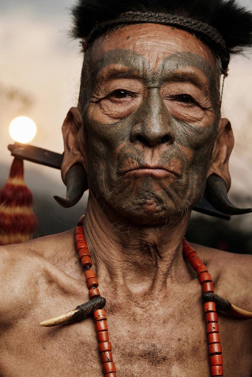 Коняк — охотник за головами, © Адам Козиол / Adam Koziol, Польша, 3 место в номинации «Портрет», Фотоконкурс 35AWARDS — 100 Best Photos