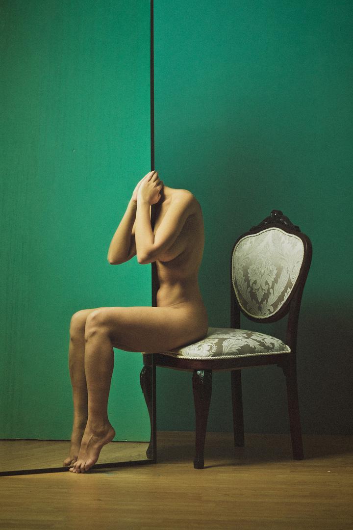 Обнажённая и цвета, © Калин Костов / Kalin Kostov, Болгария, 2 место в номинации «Гламур/Ню», Фотоконкурс 35AWARDS — 100 Best Photos