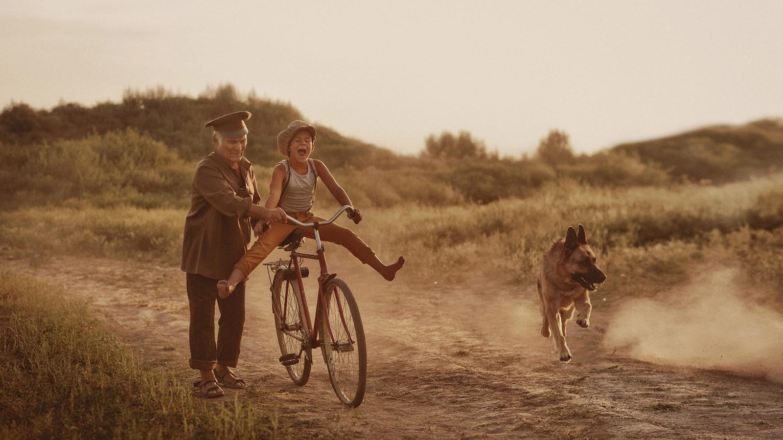 Поколения, © Сергей Спирин / Sergey Spirin, Россия, 1 место в номинации «Постановочное фото», Фотоконкурс 35AWARDS — 100 Best Photos