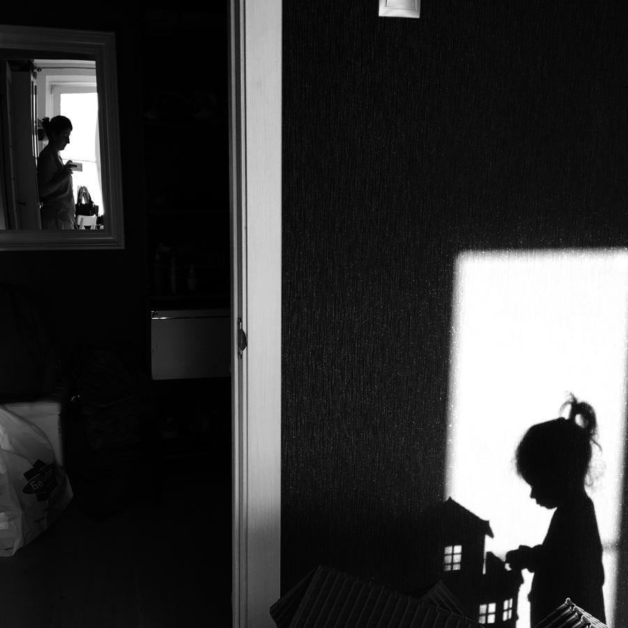 Игра, © Ирина Баринова / Irina Barinova, Россия, 2 место в номинации «Мобильная фотография», Фотоконкурс 35AWARDS — 100 Best Photos