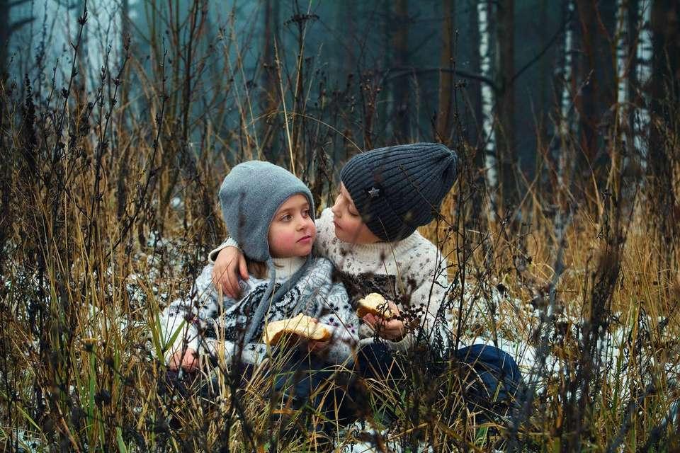 Брат и сестра, Наталья Скарюкина | Россия