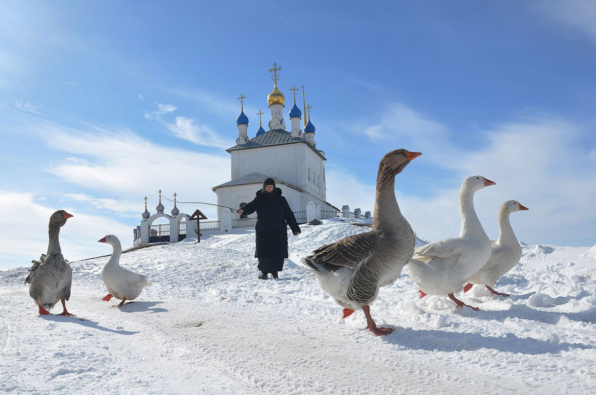 Провинциальный балет, фото С. Ковяка