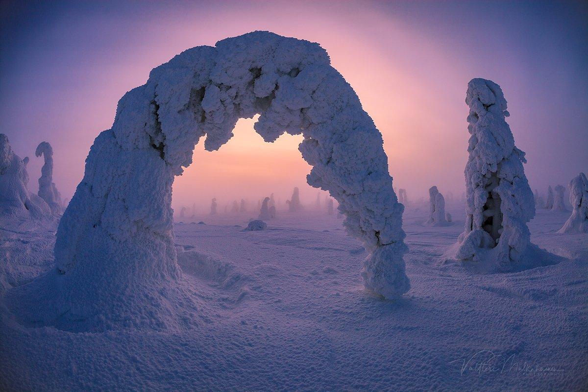 Врата Лапландии, фото В. Мулкахайнена