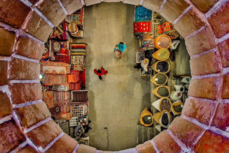 Базар Вакил  в Ширазе, Иран, автор: Соруш Джавадян