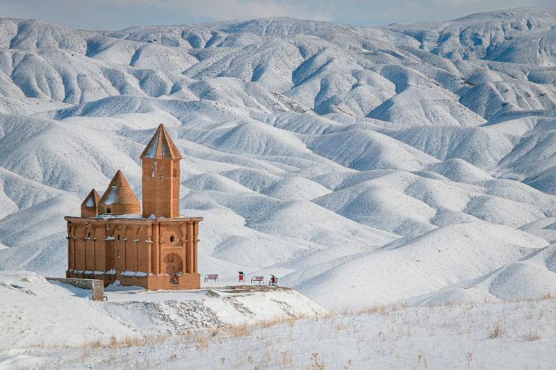 Иранская церковь Святого Иоанна, автор: Фарзин Изаддуст Дар