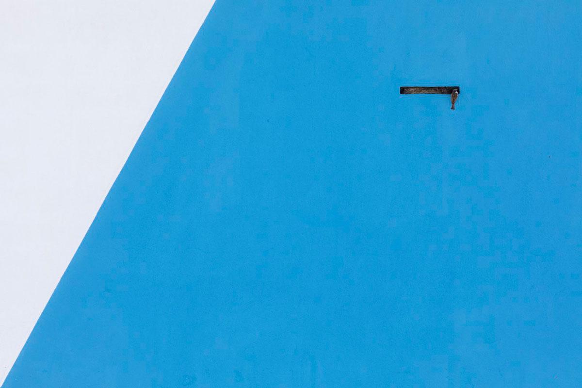 """""""Затерянный в геометрии"""", © Кристиан Ваппл (Австрия)"""