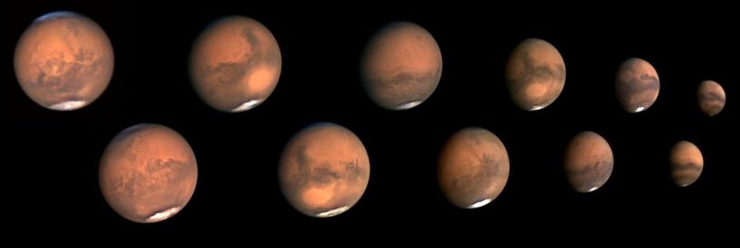 Авани Соарес, «Марсианская одиссея»