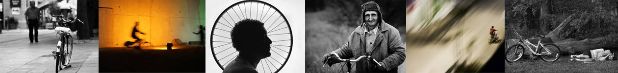 Фотоконкурс «24 снимка велосипедов»