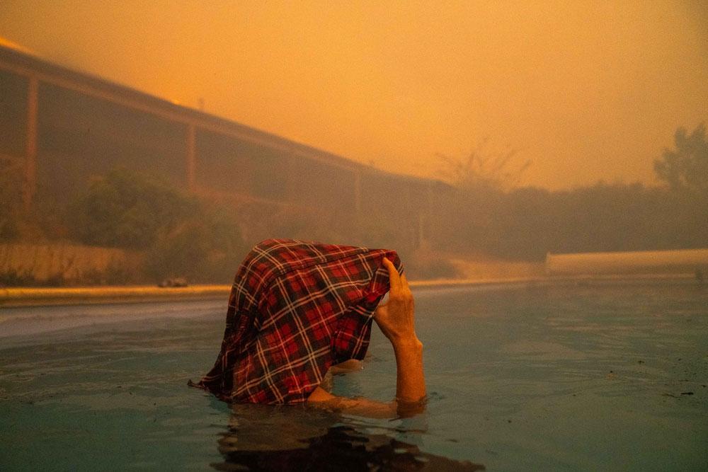 Огонь, автор Луиза Когхилл, Австралия