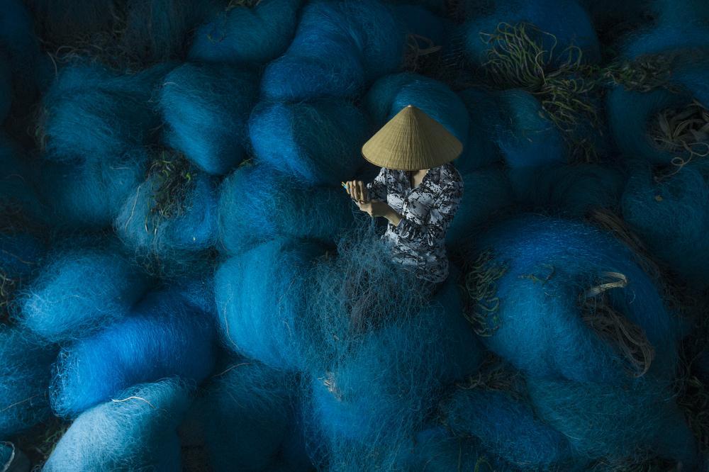 © Лам Хуонг Нгуен, Вьетнам, 1 место в номинации «Постановочная фотография», Одиночные работы, Фотоконкурс 35AWARDS — 100 Best Photos