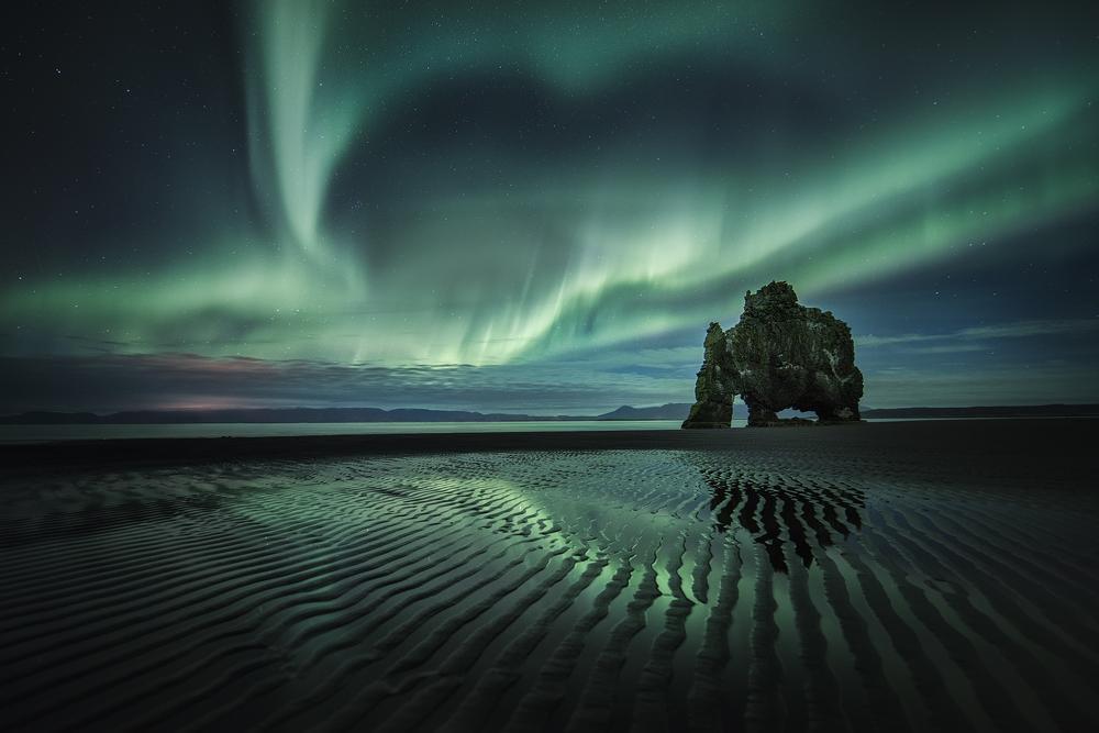 © Генади Дочев, Болгария, 1 место в номинации «Пейзаж - ночь», Одиночные работы, Фотоконкурс 35AWARDS — 100 Best Photos