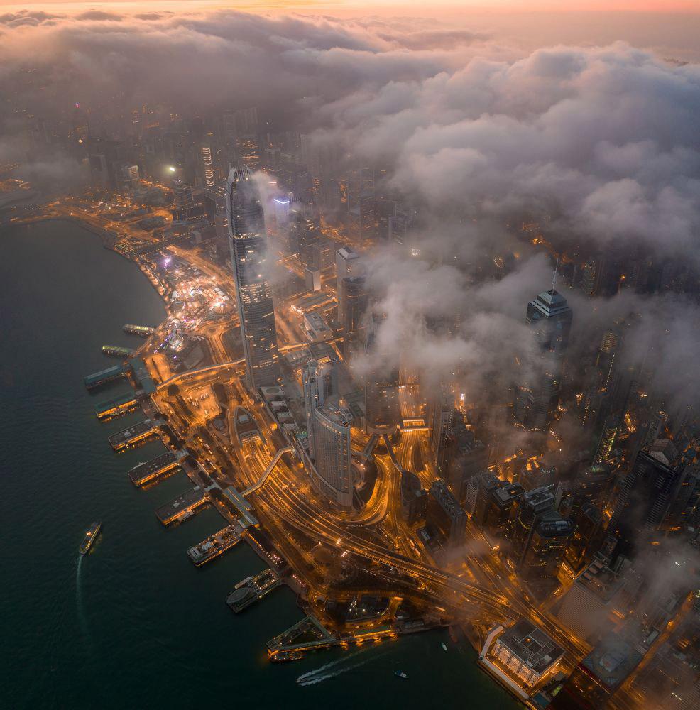 © Це Цз Хо, Китай, 1 место в номинации «Городской пейзаж», Фотоконкурс 35AWARDS — 100 Best Photos