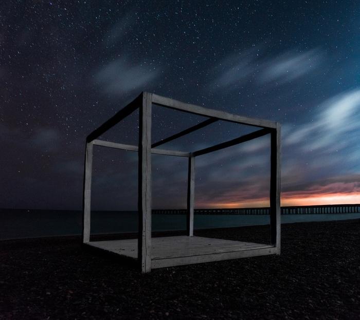 Дмитрий Филатов, Звездный куб