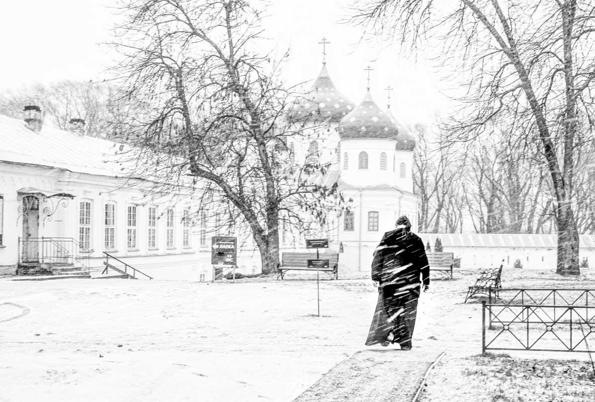 Lyudmila Pokryshen «Свято-Юрьев монастырь», Великий Новгород, 2020