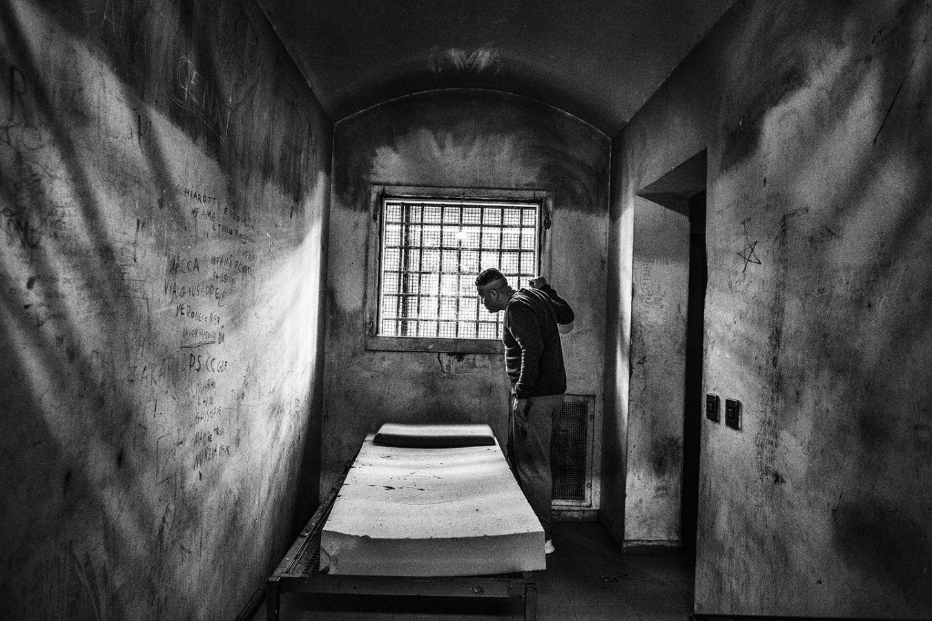 Глядя из римской тюрьмы Регина Коэли, 3 декабря 2019 г.