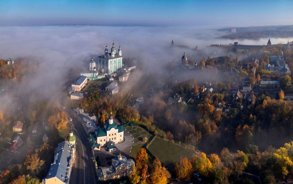 «Туман тысячелетия…», Александр Григорченков