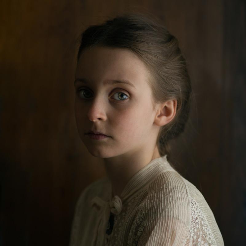 """Победитель категории """"Портрет"""": © Тина Халт"""