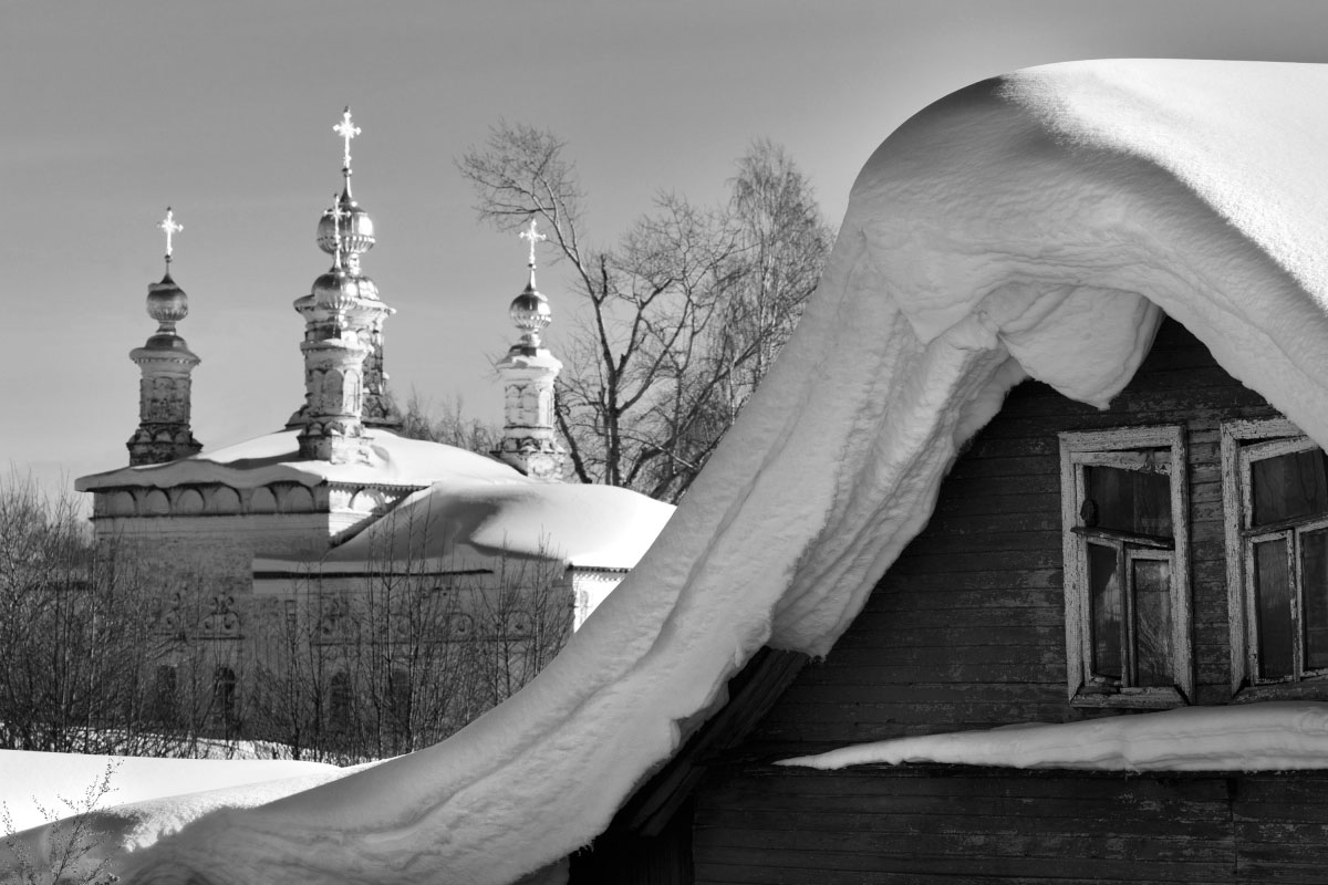 «Великий Устюг», Александр Дымников