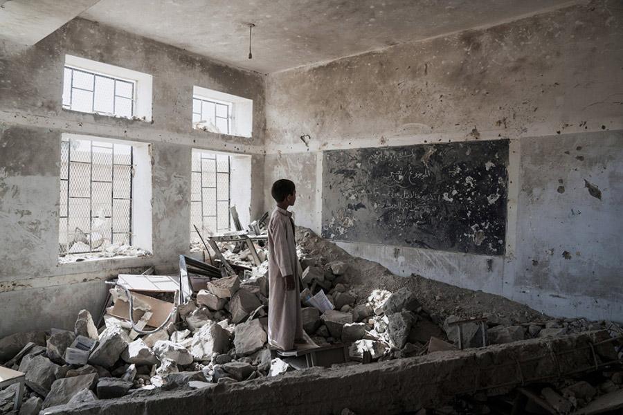 Джайлс Кларк / Giles Clarke, Победитель конкурса, ноябрь 2017 года, Фотоконкурс Allard Prize