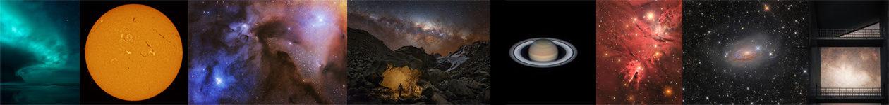 Победители конкурса астрофотографии Astronomy Photographer of the Year 2017