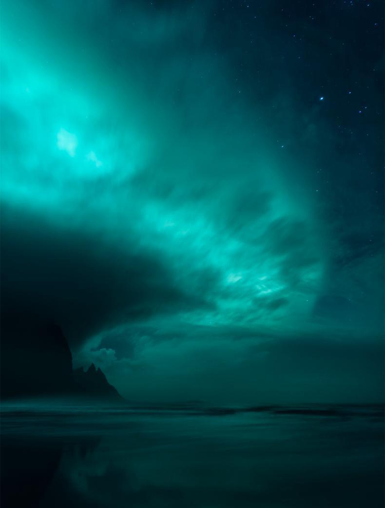 Миккель Бейтер, Дания, победитель категории «Северное сияние», Фотоконкурс Astronomy Photographer of the Year
