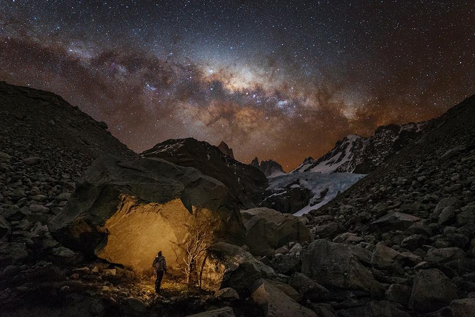 Юрий Звездный, Россия, победитель в категории «Люди и Космос», Фотоконкурс Astronomy Photographer of the Year