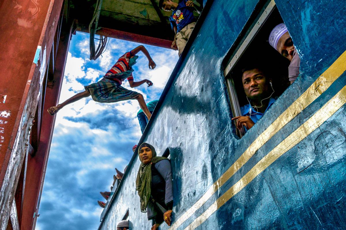 Сохе Певез Хекью, Бангладеш / Sohel Parvez Haque, Bangladesh, Победитель в категории «Фотожурналистика» (любитель), Фотоконкурс Chromatic Photography Awards