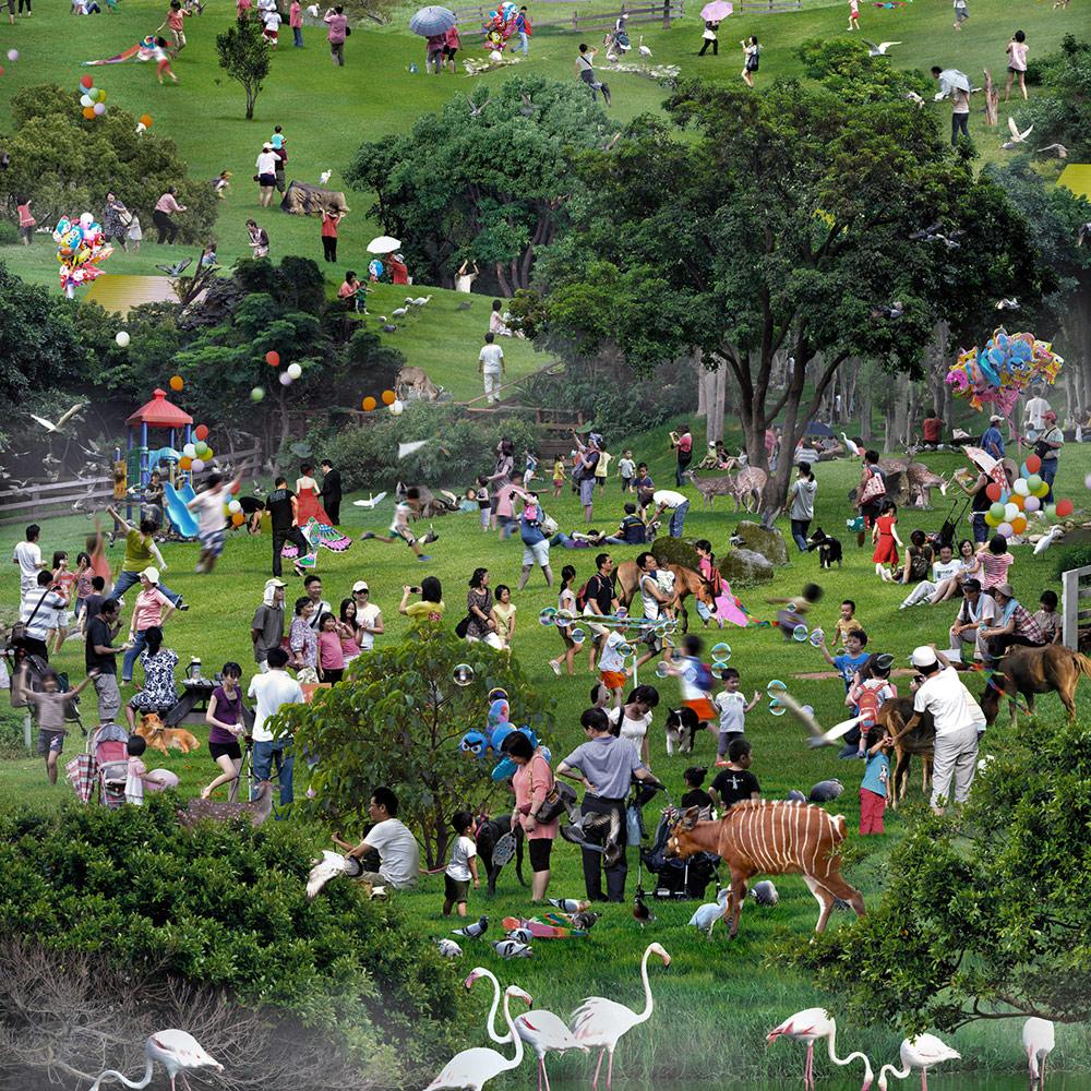 Винчи Вэн, Тайвань / Vinci Weng, Taiwan, Победитель в категории «Фотомонтаж» (любитель), Фотоконкурс Chromatic Photography Awards