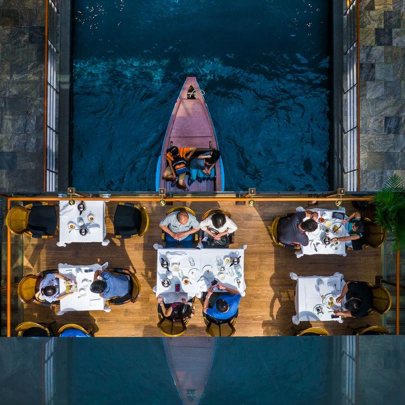 Стив Скалон, Австралия / Steve Scalone, Australia, Победитель в категории «Воздушная», Фотоконкурс International Color Awards