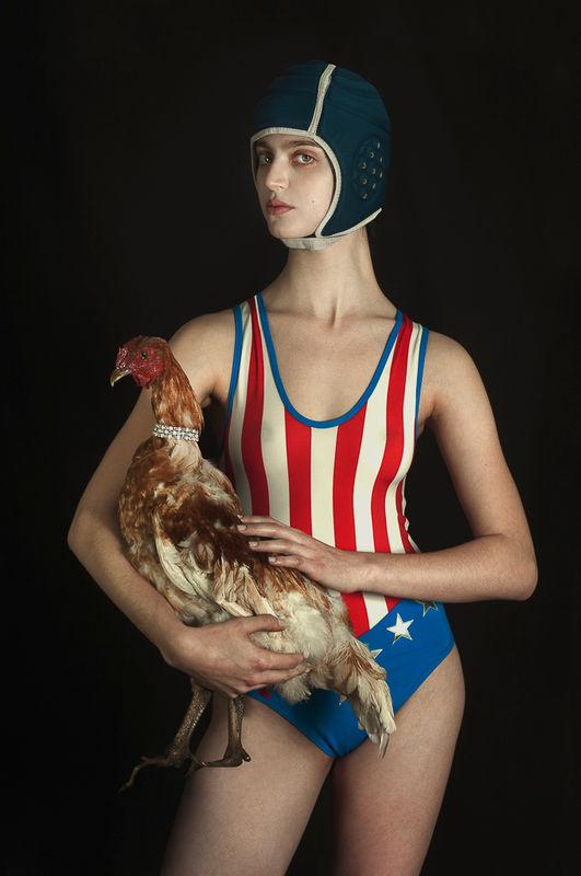 Ромина Рессия, Аргентина / Romina Ressia, Argentina, Победитель в категории «Американа», Фотоконкурс International Color Awards