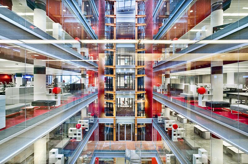 Джонатан Бэнкс, Великобритания / Jonathan Banks, UK, Победитель в категории «Архитектура», Фотоконкурс International Color Awards