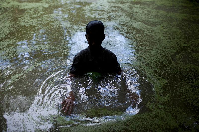 K M Асад, Бангладеш / K M Asad, Bangladesh, Победитель в категории «Силуэт», Фотоконкурс International Color Awards