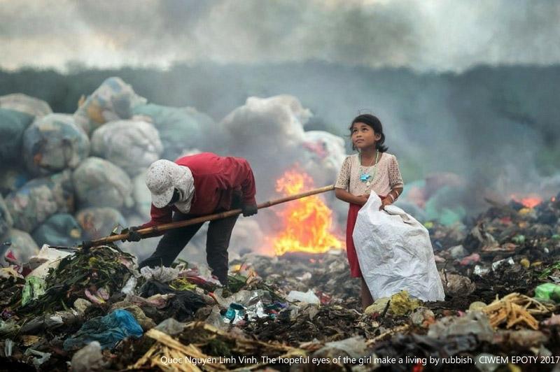 Куос Нгуен Линч Винх / Quoc Nguyen Linh Vinh, Экологический фотограф года, Фотоконкурс Environmental Photographer of the Year | CIWEM