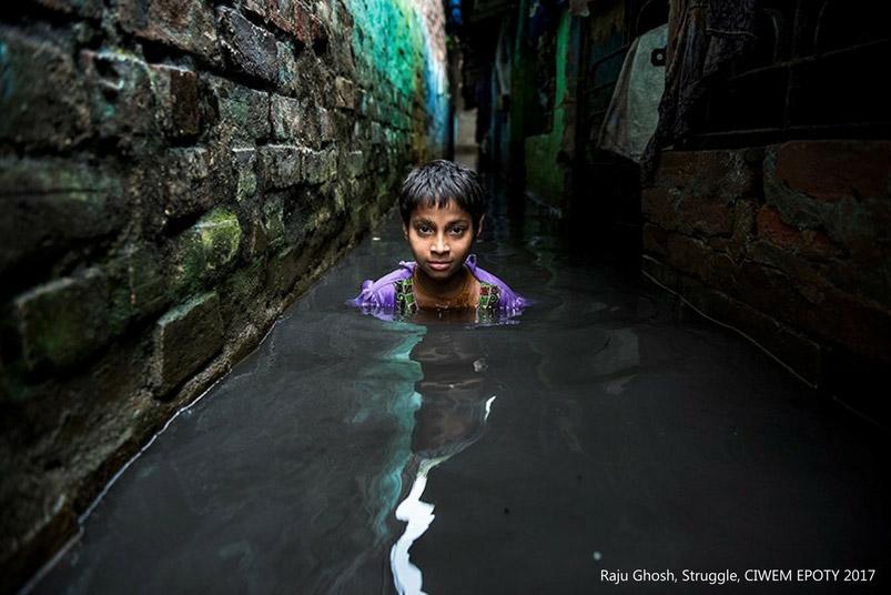 Раджу Гош / Raju Ghosh, Победитель в категории «Окружающая среда», Фотоконкурс Environmental Photographer of the Year | CIWEM