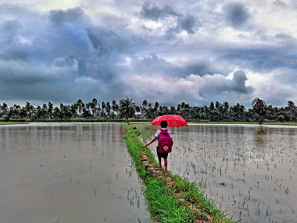 Аниндья Фани / Anindya Phani, Финалист конкурса, Фотоконкурс Environmental Photographer of the Year | CIWEM