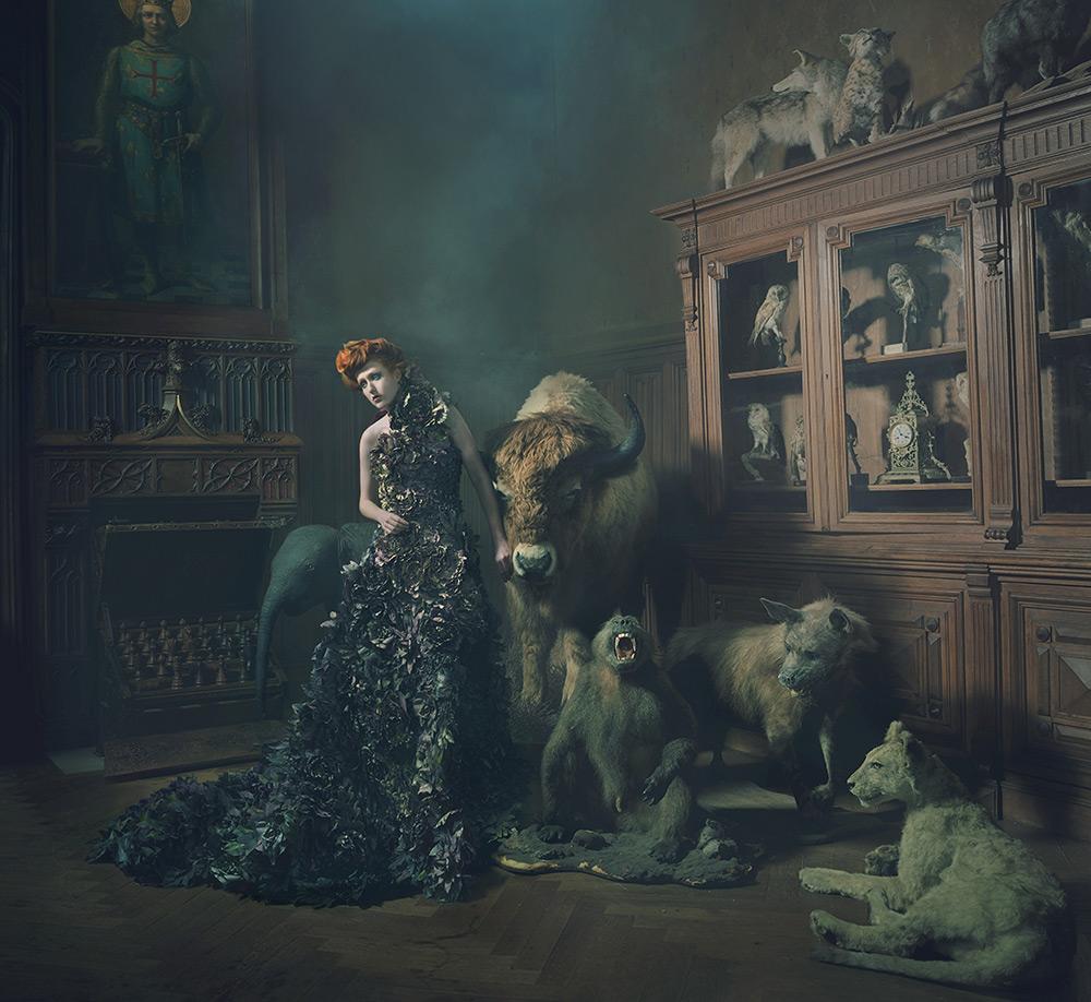 Натали Дыбиш / Natalie Dybisz, Победитель в категории «Мода» (профессионал), Фотоконкурс Fine Art Photography Awards