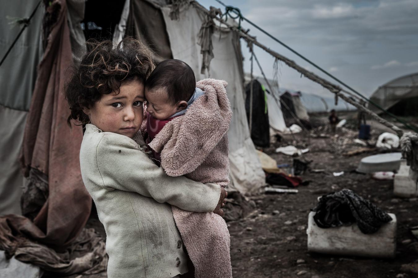 Слишком быстро выросли, © Мухаммед Юсеф, Кувейт, 4 место в категории «Вызов», Фотоконкурс HIPA