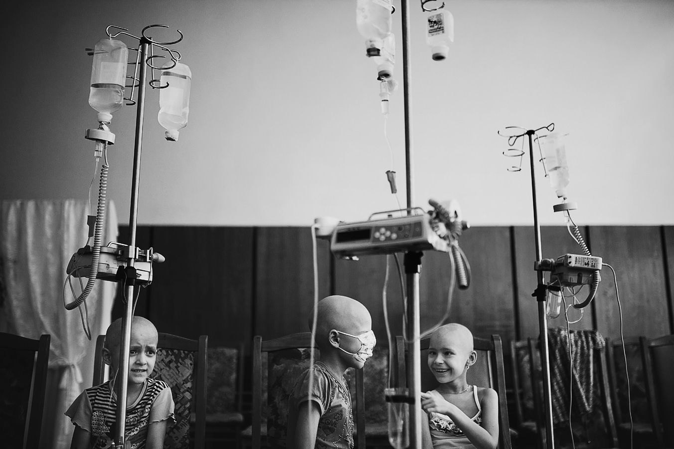 Ангелы клиники, © Антон Юницын / Anton Unitsyn, Россия, 5 место в категории «Вызов», Фотоконкурс HIPA