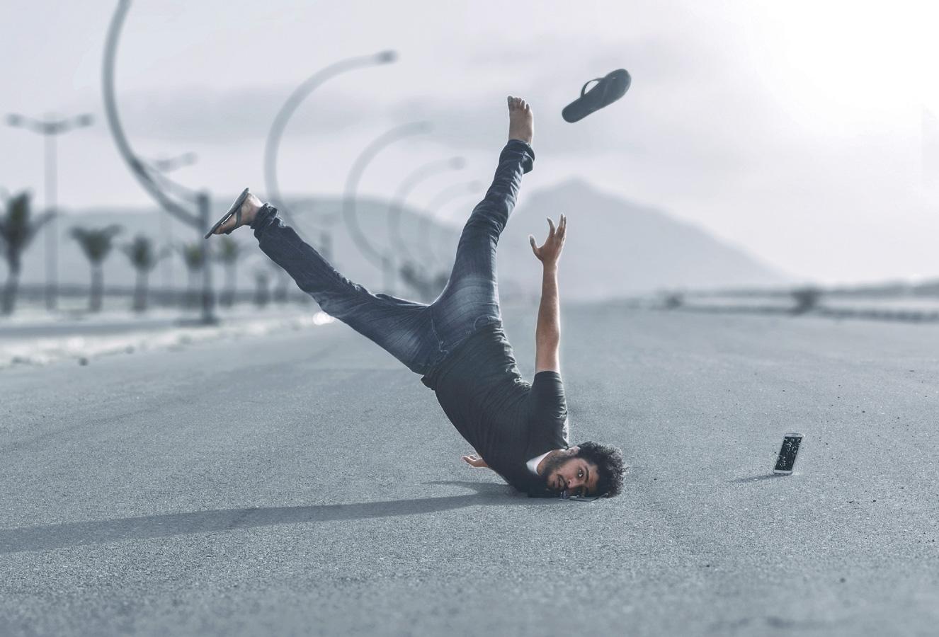 Рассеянность, Салем Саид Ба Вазир / Salem Saeed Ba Wazir, Йемен, 3 место в категории «Цифровая обработка», Фотоконкурс HIPA