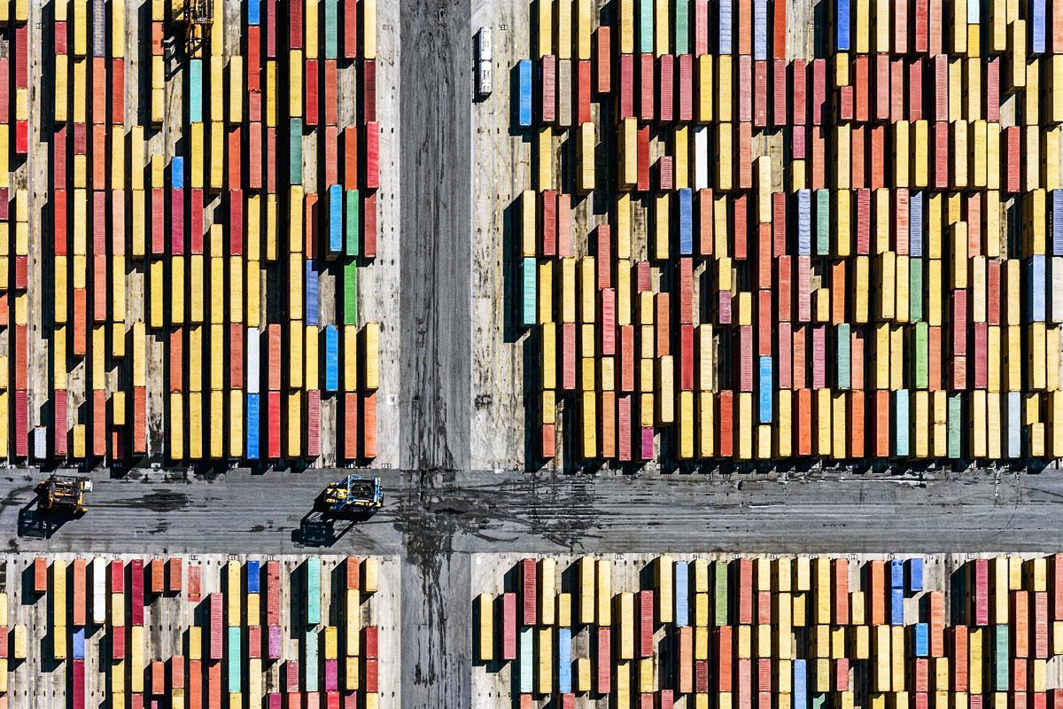 Глобализация, © Даниэль Йонас Рейтер / Daniel Jonas Reiter, Германия, 3 место в категории «Цвет», Фотоконкурс HIPA