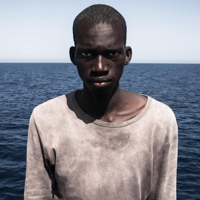 Сезар Дезфули / Cesar Dezfuli, Победитель в категории «Портрет», Фотоконкурс Head On Photo Awards