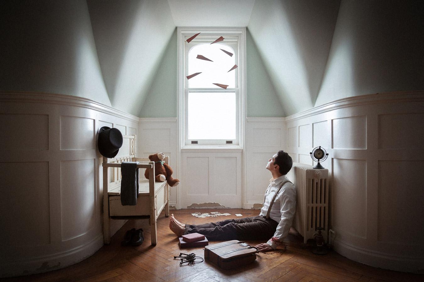 Рафаэль Инфанте / Rafael Infante, США, 3-е место в категории «Концепт», Фотоконкурс «Художественная фотография» — Fine Art Photography Awards