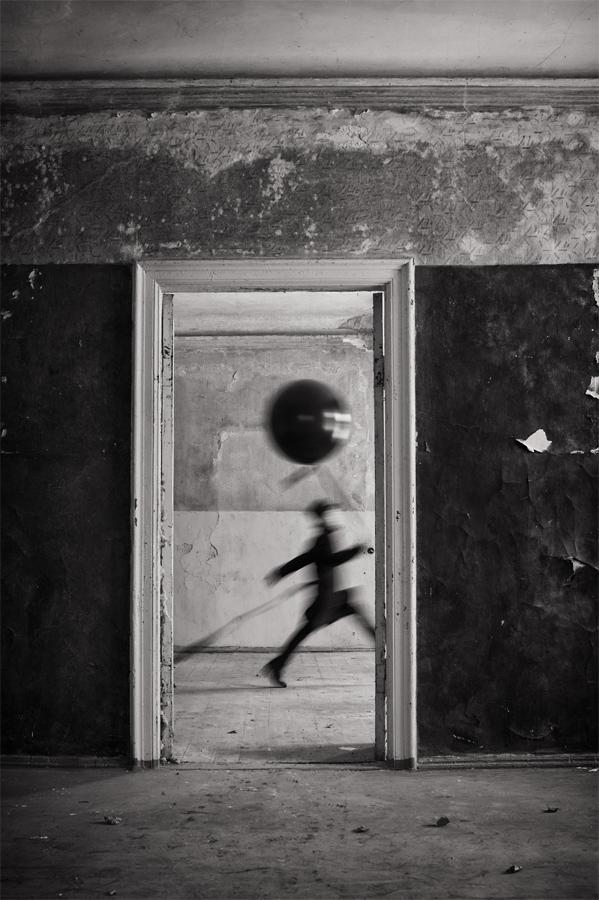Rasa Razaniene | Lithuania | Balloon boy, Фотоконкурс I AM Photographer