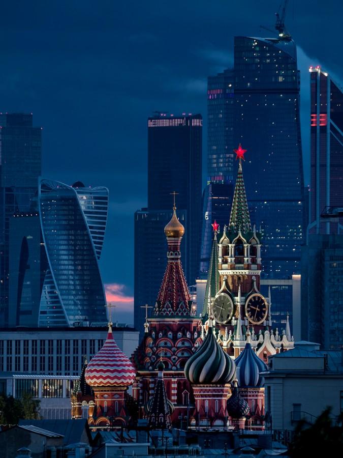Георгий Розов, Москва 2017., 1st Category Winner, Архитектура / architecture, IPA — Россия