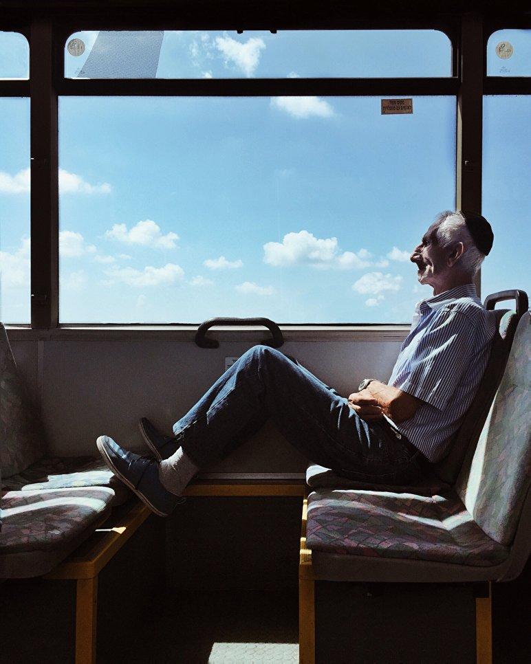 Dina Alfasi, Израиль, 1-е место в категории «Люди», Фотоконкурс iPhone Photography Awards