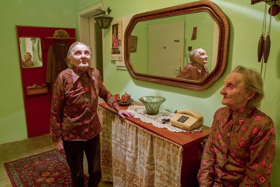 Увядание, © Ивана ЯШМИНСКА / Ivana JAŠMINSKÁ, Чешская Республика, 3-е место в категории A: Определение семьи, Фотоконкурс KLPA – Kuala Lumpur Photo Awards