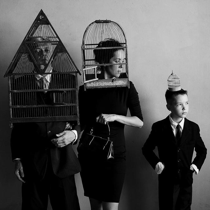 Отцы и дети, © Ольга СТЕПАНСКАЯ / Olha STEPANIAN, Украина, Фотоконкурс KLPA – Kuala Lumpur Photo Awards