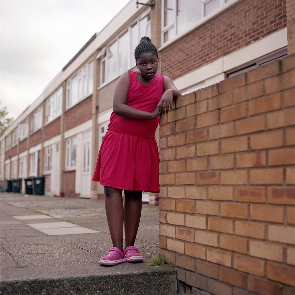 Ханна Бартон, Великобритания, LensCulture Portrait Awards