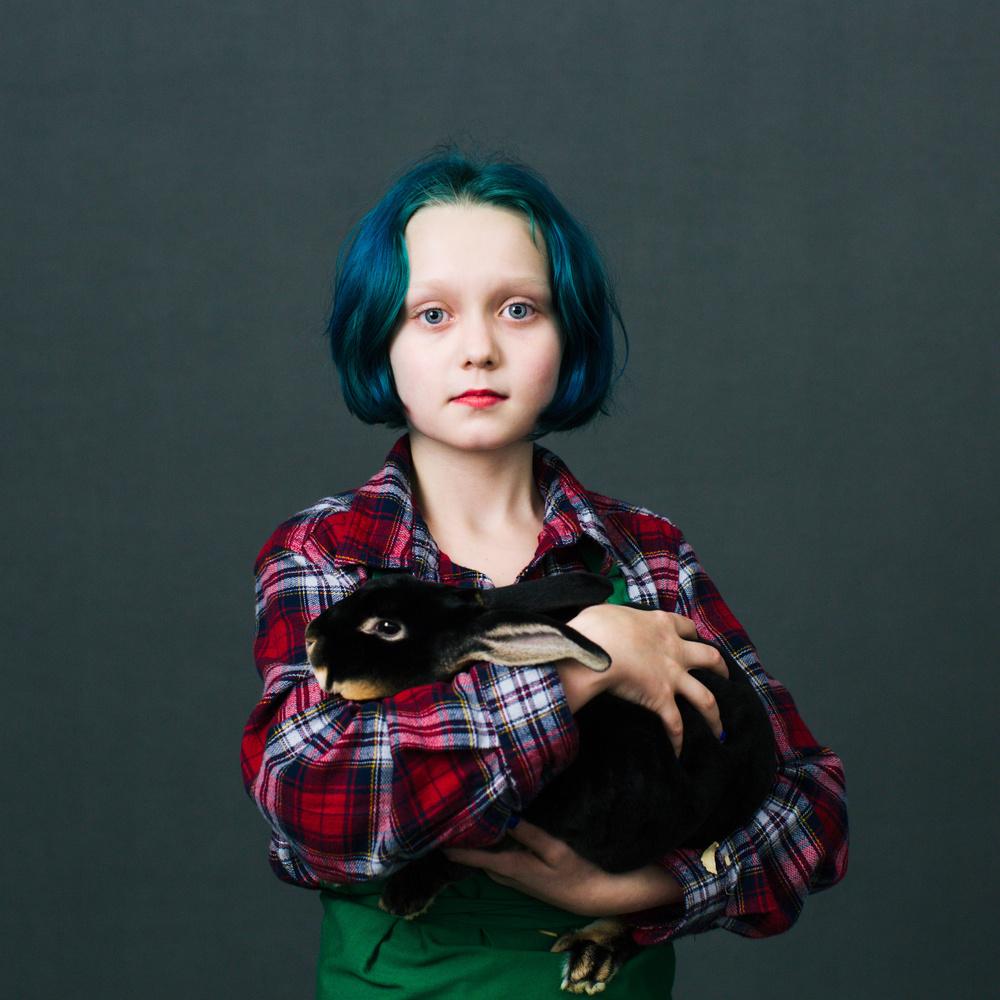 Катя Резвая, Россия, LensCulture Portrait Awards
